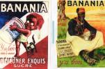 PUBLICITE BANANIA  (REPRODUCTION) - Banania
