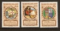 Norfolk Island-1992 500th Anniversary Discovery Of America  MNH - Norfolk Island