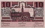 Notgeld 10 Heller  : BRUNN - Autriche