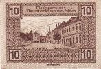 Notgeld 10 Heller  : NEUMACH - Autriche
