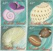 Norfolk Island-1996 Shells MNH - Norfolk Island