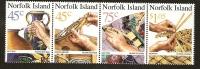 Norfolk Island-1999 Handicrafts  MNH - Norfolk Island