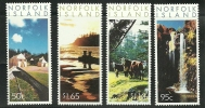 Norfolk Island-2004 Views Set MNH - Norfolk Island