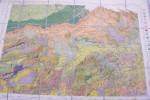 AUBAGNE.carte Géologique De La France à L´échelle Du 1/ 50 000e:.feuille D´aubagne.emile Haug,maury,pfender.1935 - Cartes