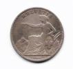 2 FRANCS 1862  ARGENT SILVER  POID 10 GR - Suisse