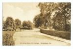 Greensburg - Driveway, Seton Hill College - Back Is Blank - Etats-Unis