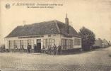 17 ZUYENKERKE - De Kalsijde Naar Het Dorp - La Chaussée Vers  Le Village - Zuienkerke