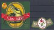 Brewery JANACEK,  Beer In Export In  Benin In Africa, City Uhersky Brod, Czech Republic, Very NICE!!! - Bière