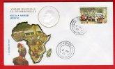 Kenya  - Enveloppe Voyage Du Pape Jean-Paul II - 1980 - Nairobi - Kenia (1963-...)
