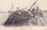 """¤¤¤  70 -  BORDEAUX (33) - échouement Du """"Chili """" , Des Messageries Maritimes    ¤¤¤ - Bordeaux"""