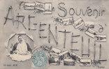 ARGENTEUIL : SOUVENIR  De... - Argenteuil