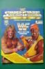 PEH/28 Album Figurine WWF SUPER STARS - WRESTLING Euroflash 1991/HULK HOGAN - Adesivi
