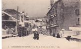 19043 GERARDMER En Hiver - Rue De La Gare Sous La  Neige. 1 LL