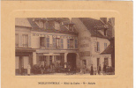 19050 Neuilly En Thelle -- Hôtel Du Centre Mon Adolphe . Sans éd. Boulangerie Graineterie Beunaiche - France