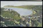 POSTCARD LLANDUDNO GENERAL VIEW FROM GREAT ORME ETW DENNIS AND SONS - Denbighshire