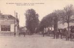 19066 ANCENIS. PLACE ET Avenue FRANCIS ROBERT, Routes Paris Et Laval . 15 Chapeau