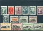 "1927-Greece- ""Landscapes""- Complete Set Used/usH/MH - Oblitérés"