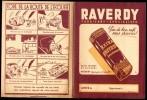 PROTEGE CAHIER - RAVERDY, Fabricant à ST SAULVE (Nord),  Chicorée - Buvards, Protège-cahiers Illustrés