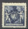 Liechtenstein 1921 Unif. 48B */MH VF/F - Unused Stamps