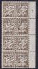 Grand Liban: Timbres-Taxe 1924 ,  Millésimes Nr 6 MNH Neuf **,  Block De 8 Timbres - Non Classificati
