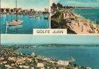 CPA-1960-06-GOLFE JUAN-MUTIVUES-BE - Vallauris