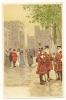 D 7212 - H Cassiers - Tower Of London - Beefeaters - Autres Illustrateurs