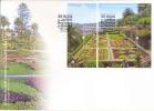 "Portugal 2010 FDC "" 50 Anivº Jardin Botánico De Madeira "" Bloc - Planten"