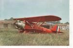 """Aviation Avion """"Point D´Interrogation"""" Raid Paris New-York 12 Septembre 1930 Cpa Colorisée - 1919-1938"""