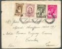 Lettre Affr. Croix-Rouge/Enfants Royaux Obl. Sc BRUXELLES (NORD) Du 13-4-1939 Vers Le Croiseir Dugay-Tranin à Toulon - 7 - Belgium