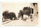 Allauch - Boulevard Jean-Jaurès Et Terminus Du Tramway - Dos Vierge - Allauch