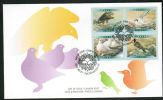 CANADA , 2001# 1889c,  OFDC, THE  BIRDS OF CANADA , GOOD CONDITION - 2001-2010
