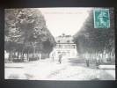 CP Carte Postale Bucy Le Long (Aisne) La Mairie La Place Très Animée - France