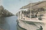TZS4968 Ship Bateaux Delta Dunarii Canalul Litcov Borzesti Used Good Shape - Handel