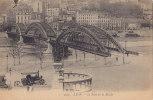 Cpa 69 Rhone Lyon  4em Le Pont De La Boucle - Lyon