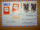 2 Briefe Polen Express, Australien - Australien