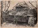FOTOGRAFIE FORMATO 11.50X8.50 GUERRA GERMANIA-RUSSIA?DA ARCHIVIO-CARRO ARMATO AUTENTIQUE ORIGINALI D´EPOCA 100% - Militari