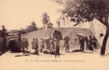 CPA Carte Postale Ancienne AFRIQUE OCCIDENTALE GAMBIE Sacs Des Arachides Embarquement Animée TBE - Gambie