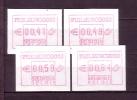 ATM 109 - Phileuro 2002 - XX-MNH-Neuf / Cote 10.00 Euro - Start/départ à 25% - Postage Labels