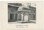 Fatehpur Sikri  The Astrologer's Seat Siege De L' Astrologue - India