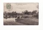 Carte 1906 PINCE / PASSAGE DU BAC - France