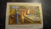 11ZD - Petite Image Religieuse économie Infidèle - Vieux Papiers