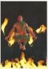 CPM Oahu, Hawaii / Traditional Samoan, Fire And Knife Dance /  Danse Feu Et Couteau, Homme - Oahu