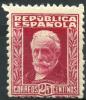 Espagne (1931) N 503 * (charniere) - 1889-1931 Kingdom: Alphonse XIII