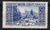 Grand Liban: 1925, Maury 62, Neuf * / MH - Non Classificati