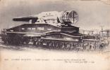 GUERRE 1914 -1918 Mortier Allemand De 420 - Photos