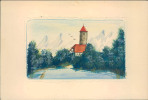 Carte Originale, Eglise, - Kerken En Kloosters
