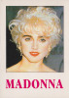Carte Postale Neuve - MADONNA / Muique Chant Cinéma - Music & Movie Star Postcard - Musik Postkarte - 01 - Music And Musicians