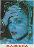 Carte Postale Neuve - MADONNA / Muique Chant Cinéma - Music & Movie Star Postcard - Musik Postkarte - 02 - Musik Und Musikanten