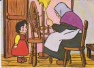 Heidi Et Sa Grand Mère - Comicfiguren