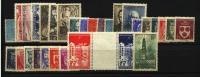 France: Année 1942 Complete Du N° 438 à 567 Neuf * Cote 53 Euros Au Quart De Cote - France